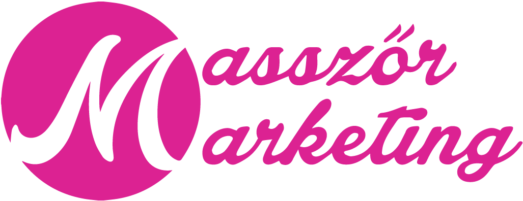 Masszőr Marketing Tréning Logo